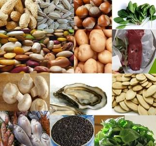 продукты в которых содержится селена